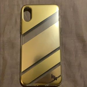 Kendall & Kylie Accessories - Kendall + Kylie iPhone X phone case
